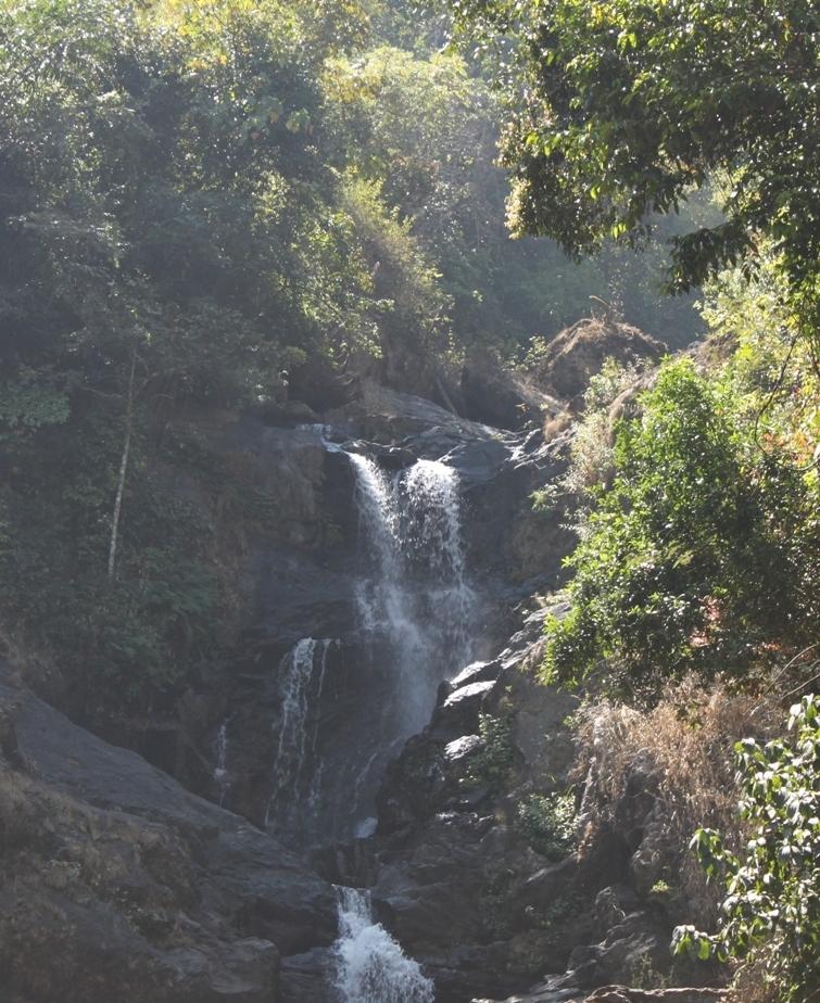 Irpu falls  | Bhavish B